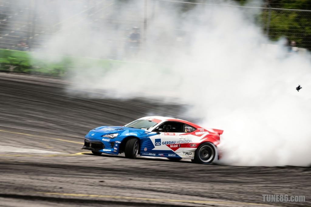 2019 Formula Drift Orlando Tune86 Toyota 86 Jhonnattan Castro 09509