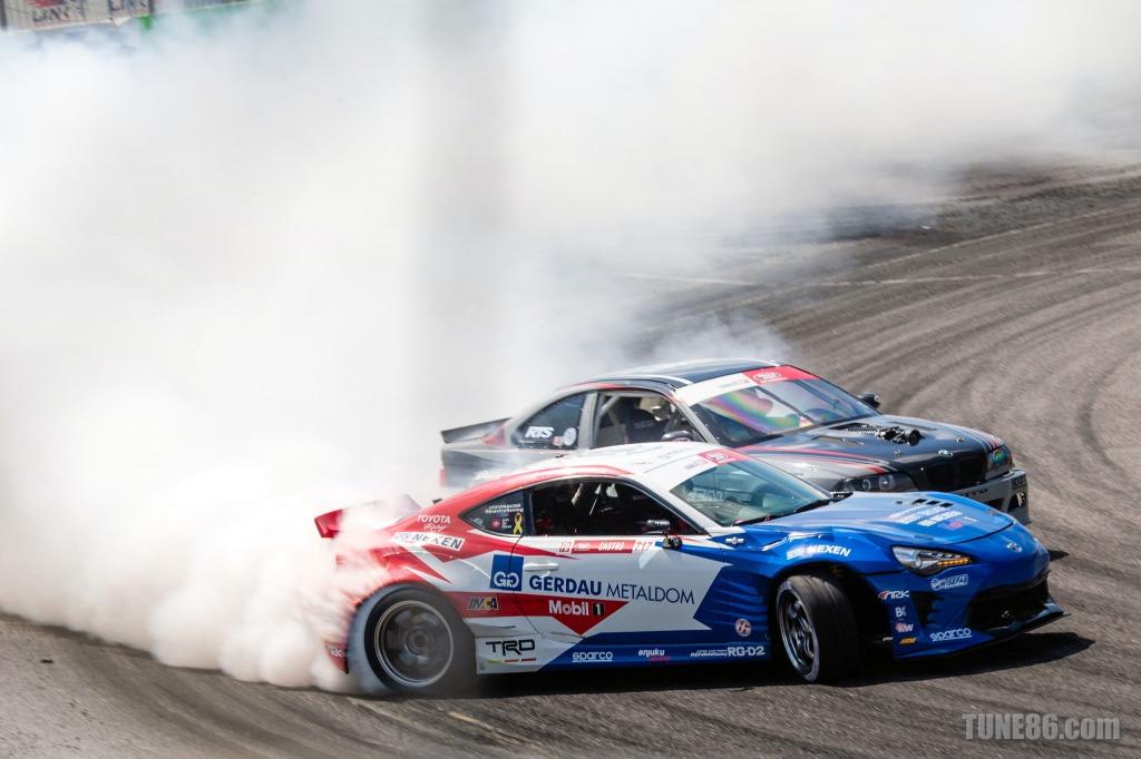 2019 Formula Drift Orlando Tune86 Toyota 86 Jhonnattan Castro 3327