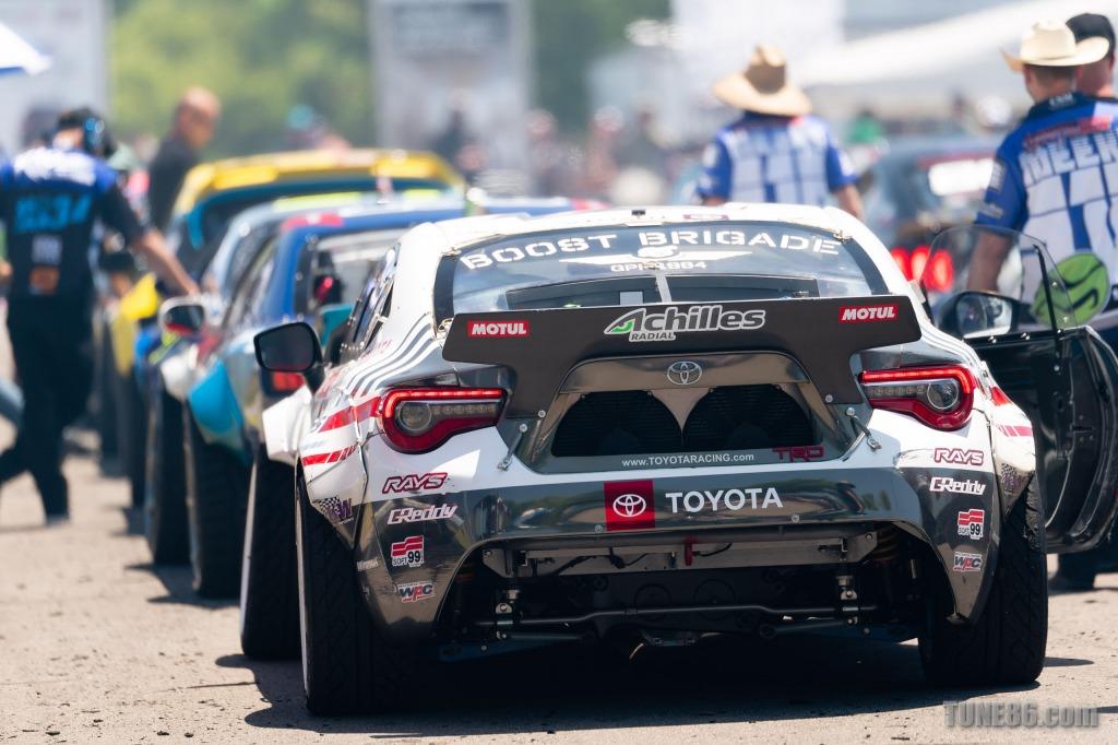 2019 Formula Drift Orlando Tune86 Toyota 86 Ken Gushi 02498