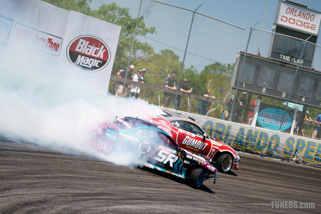 2019 Formula Drift Orlando Tune86 Toyota 86 Ryan Tuerck 02504