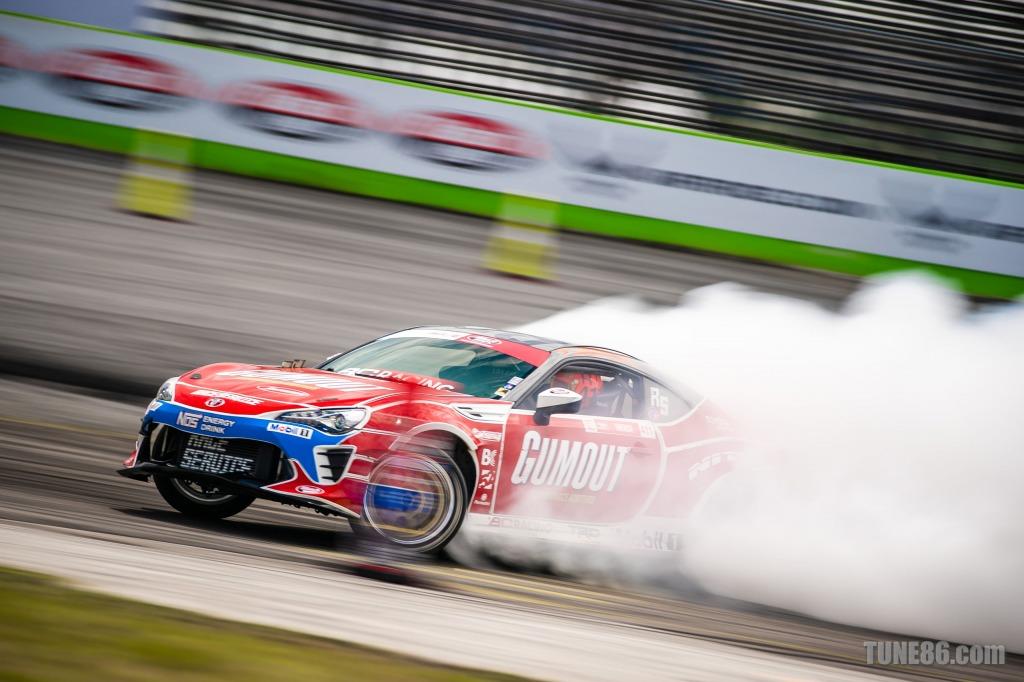 Ryan Tuerck, Toyota 86, Formula Drift Orlando