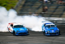 Formula Drift New Jersey 2017 Jhonnattan Castro Toyota86 12 - jhonnattan castro, toyota 86, toyota racing, dan burkett, toyota supra