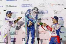 Formula Drift New Jersey 2017 05 - michael essa, odi bakchis, kristaps bluss