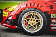 Formula Drift Canada Tune86 Ryan Tuerck Toyota 86 21 - ryan tuerck, toyota 86, ferrari 458