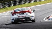 TMG GT86 cup vln7 Nurburgring