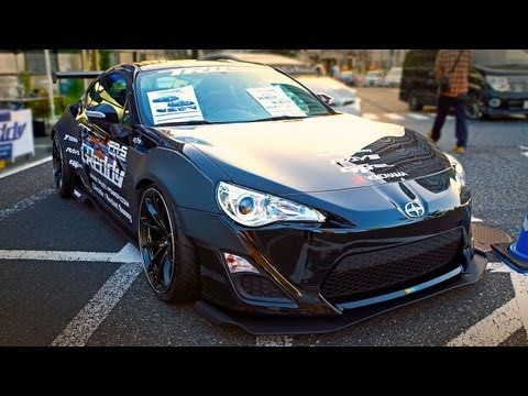 GReddy FR-S Widebody
