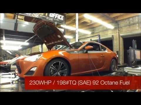 Drift-Office : AVO TurboWorld 6MT FRS / BRZ / GT86 Turbo Kit ~ Stage 1