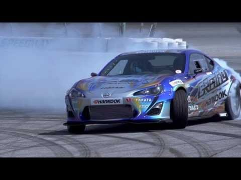 GReddy Racing Drift FR-S Video Montage Part 1