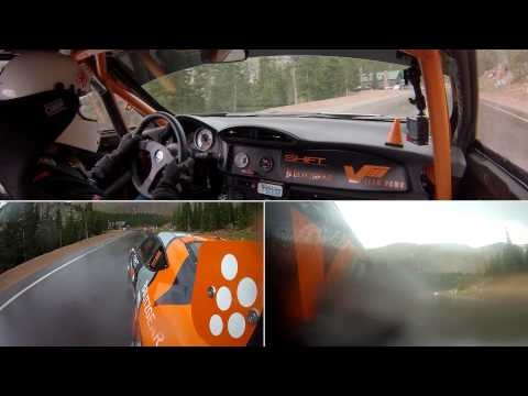 2013 Pikes Peak International Hill Climb - Sead Causevic / Team VCMC FR-S