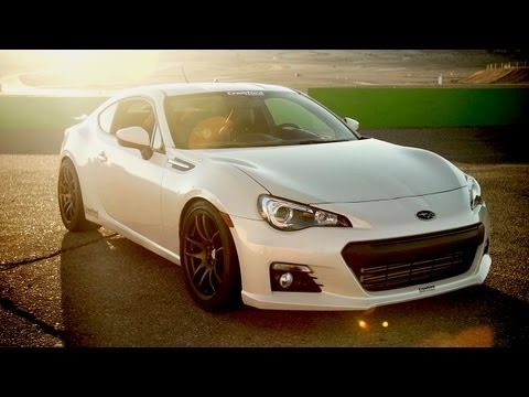 Crawford Performance Turbo BRZ! Balance Meets Power - Ignition Episode 71
