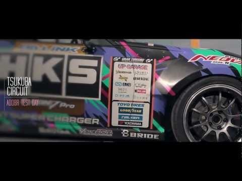 HKS Toyota GT86 with Yokohama - Drifting Taniguchi