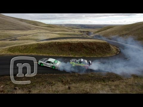 Tuerck'd Oregon Trail: Ryan Tuerck Drifts The Ultimate Dream Road