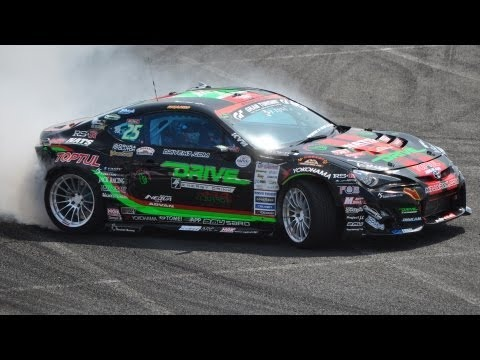 Vol.32 D1GP Rd.5 NAGASAKI DRIFT - DAY 1