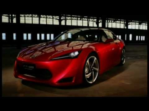 Video del Toyota FT-86 Concept