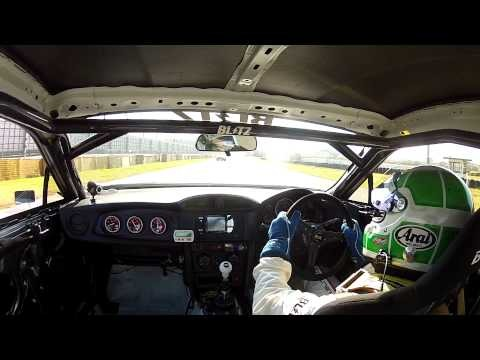 BLITZ RACING PROJECT Time Attack BRZ / 2013.11.05 TC2000 -59.541-