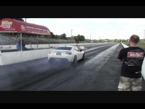 Accelerated Performance Scion FRS / Subaru BRZ 400 turbo kit world record 1/4 mile 11.3@ 127.4 mph