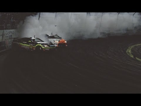 Maxxis Tires Driver Ryan Tuerck Takes on Irwindale speedway