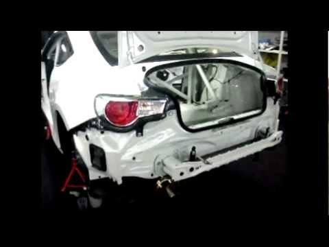 Crazy Car Project Toyota 86 build #lovecars