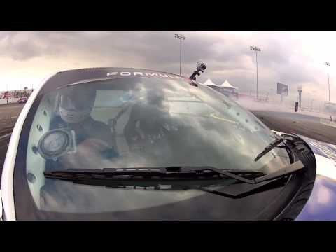 RideAlong with Takata Racing at Irwindale Speedway