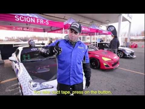 Scion FR-S Tuner Challenge - The Gymkhana Challenge