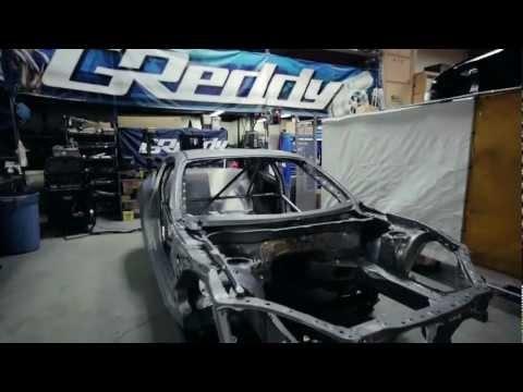 GReddy Racing FR-S - Behind the Build