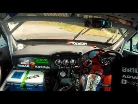 2012 MAX★ORIDO D1GP V86GT3 TEST in EBISU